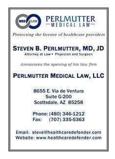 PERLMUTTER MEDICAL LAW, LLC