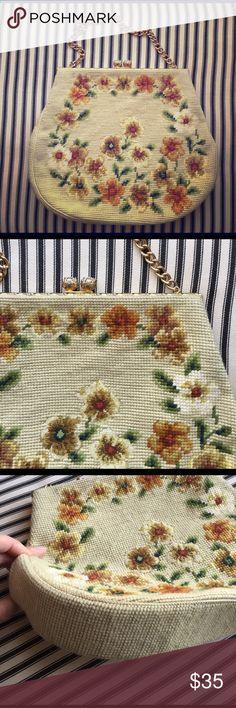 Spotted while shopping on Poshmark: Vintage tapestry Purse! #poshmark #fashion #shopping #style #Vintage #Handbags