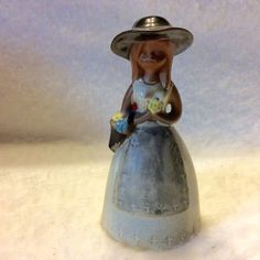A personal favorite from my Etsy shop https://www.etsy.com/listing/469840623/lego-japan-vintage-clay-bell-girl-with