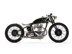 Bullet Falcon Motorcycle