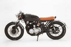 '77 Honda CB500 – 'La Bambina'