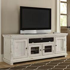 "Progressive Furniture Willow 74"" TV Stand & Reviews | Wayfair"