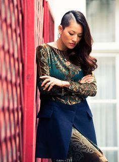 Tina Leung - The Coveteur