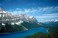 Banff Alberta, and Lake Louise.  Must take Hubby here, this place is beautiful!