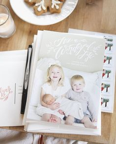 Send your loved ones a little Holiday cheer this season with a unique design from the global community of Minted artists. Image courtesy of @kristenwhitby