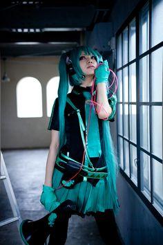 Vocaloid 2 Hatsune Miku