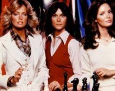 Charlie's Angels - Farrah Fawcett, Kate Jackson and Jaclyn Smith