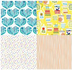Fabric Friday: Baking days | Mollie Makes