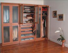 Summer Organization Inspiration: 15 Gorgeous Closets & Organizers
