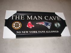 Boston Red Sox Patriots Bruins Celtics Man Cave Framed BLACK Matted Picture   #BostonMix