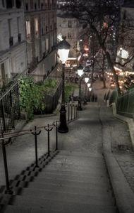 Montmartre, Paris.  With three trips to Paris under my belt, I still haven't been to Montmartre. Next time....