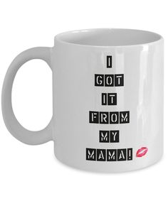 Mama Mug 11 oz., Sassy Mother/Daughter Mugs, Valentine's Day Gift, Mother's Day Gift, Best Friends Mug Set