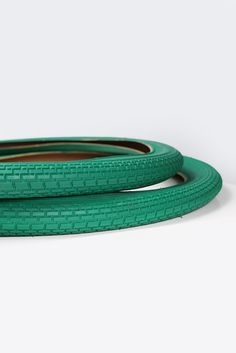 Clover Green Tires for Beach Cruiser Bike. (villycustoms.com) Limited Edition Cruisers.
