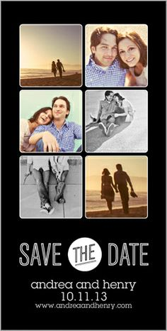 Picture Us Save the Date