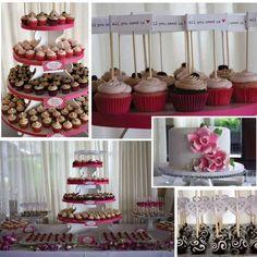 beautiful dessert tables decorations | Dessert Tables | Bella Baker