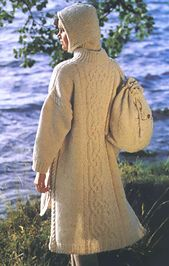 Ravelry: Vigdis Tunic with Separate Hood pattern by Elsebeth Lavold