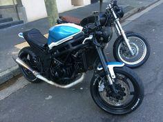 8 Hyosung Gt650 Ideas Cafe Racer Bike Motorcycle