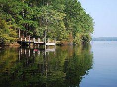 louisiana national parks photos | Lake Claiborne State Park 'Outward In' © Sherry Fain