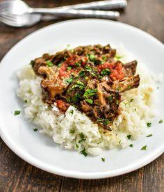 Slow-cooker comfort food recipes for fall: http://www.stylemepretty.com/collection/2952/