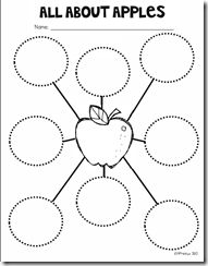 free apple tasting printables