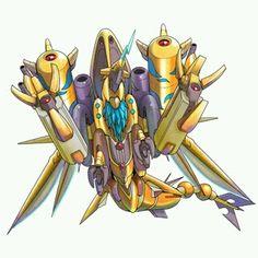 Digimon World Championship: aegisdramon