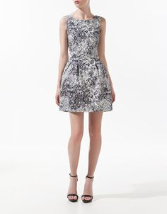 TULIP DRESS - Dresses - Woman - ZARA