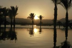 Sunset on the Nile, Luxor