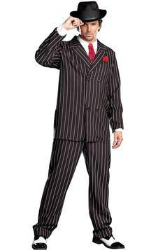 Gangsta Men's Costume