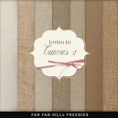 Free freebie printable background paper burlap fabric texture