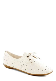 Read Cloud-Pleaser Flat, #ModCloth