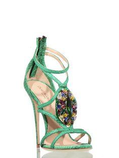 Daniela Gonzalez SS16 : Luxury shoes - Scarpe Magazine