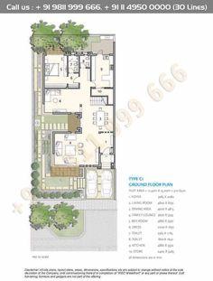 Narrow House Plans, Duplex House Plans, Apartment Floor Plans, Best House Plans, House Floor Plans, Unique Floor Plans, Home Design Floor Plans, Plan Design, Floor Plan Layout