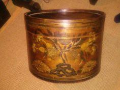 19th Century Hand Made Hat Box   eBay