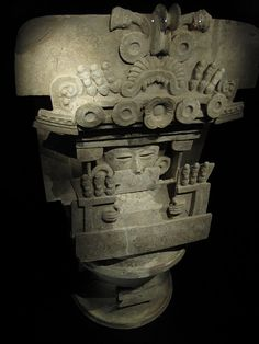 Aztec Artifacts.