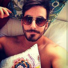 O @danielasfora ficou amarradão com o THE BALLER dele e enviou essa foto pra gente agradecendo  Frete grátis   UV400   R$130 BAMM.com.br #bammballer  PS - Envie-nos a sua foto com um de nossos óculos tb