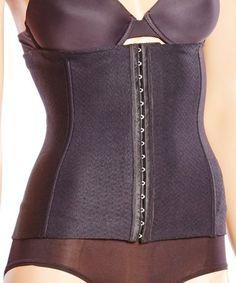 Shapewear Helpful Heavenly Shapewear 1x Womens Beige Waist Shaper Cincher Boning Plus