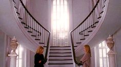 American Horror Story: Coven                                     ~ Fiona Goode and Cordelia Foxx