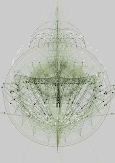 LIGHT BEYOND SOUND / Diagram www.complexitygraphics.com  by Tatiana Plakhova