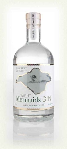 Wight's Mermaid Gin is wonderfully blended; a smooth and refreshing gin, slightly sweet with a touch of sweet pepper and light hints of lemon citrus.