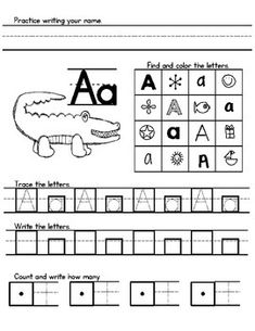Printables Zoo Phonics Worksheets the alphabet animals and cards on pinterest zoo phonics morning work 4 worksheets for writing name letters numbers that