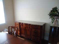 Malcolm French Provincial Buffet/Sideboard 1960's