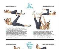 Flat Tummy Exercises