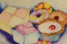 year 7 drawing schemes of work sweet treats - Google Search