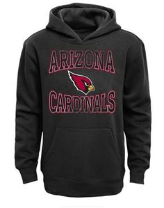 Youth Arizona Cardinals Black Home Turf Pullover Hoodie #AZCardinals #NFLStyle
