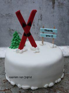 wintersport taart Taart auto cross | Taart *Made by me* | Pinterest wintersport taart