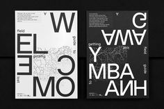 A Field Guide to Getting Lost Modern Typography, Typography Prints, Typography Poster, Lettering, Typography Design, Layout Design, Print Design, Graphic Design, Poster Layout
