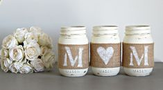 Rustic Mother's Day Gift Home Decor – Jarful House