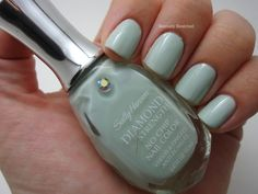 Seriously Swatched: Swatch & Review - Sally Hansen Garter Toss