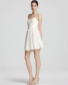 Jill Stuart Dresses Bloomingdales Jill Stuart Dress Strapless