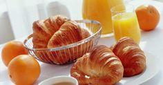 orange juice and brioche